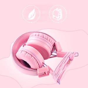 M2 kids headphones