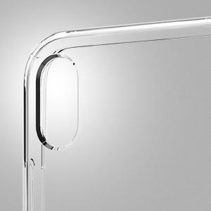 iphone xr liquid crystal - crystal clear