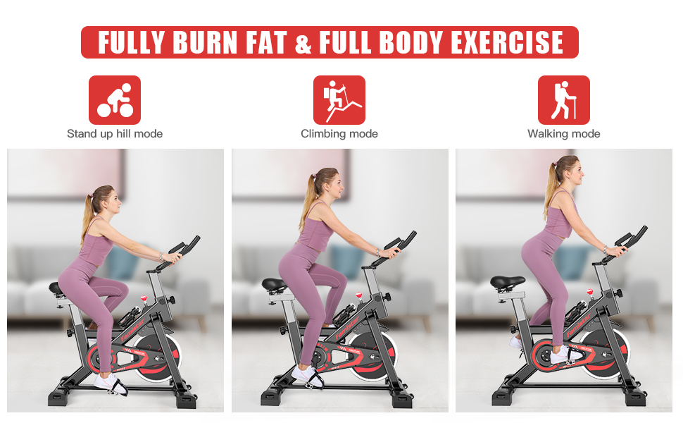 Full Burn Fat & Full Body Exercise