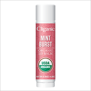 Organic Mint Burst Lip Balm