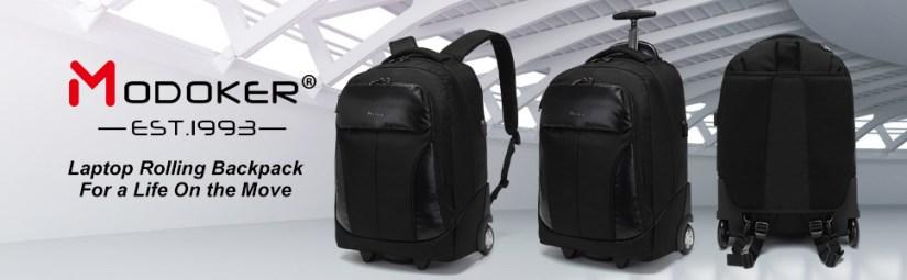 modoker rolling backpack