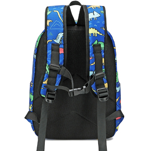 Backpack with chest strap
