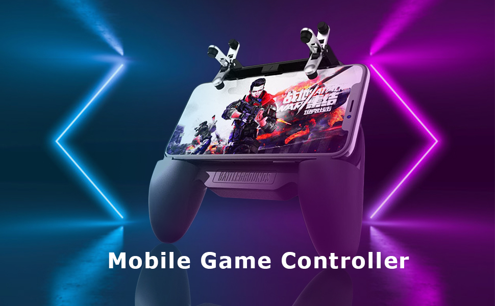 Sahe Products- SR- Mobile Game Controller