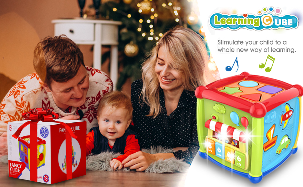 toys for 1 years old_baby toys 6 18 month_activity baby cube toy