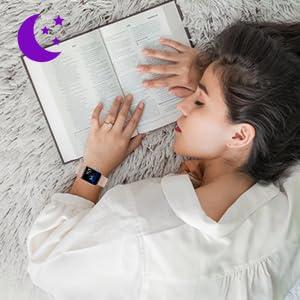 sleep tracker watch fit bitwatches for women