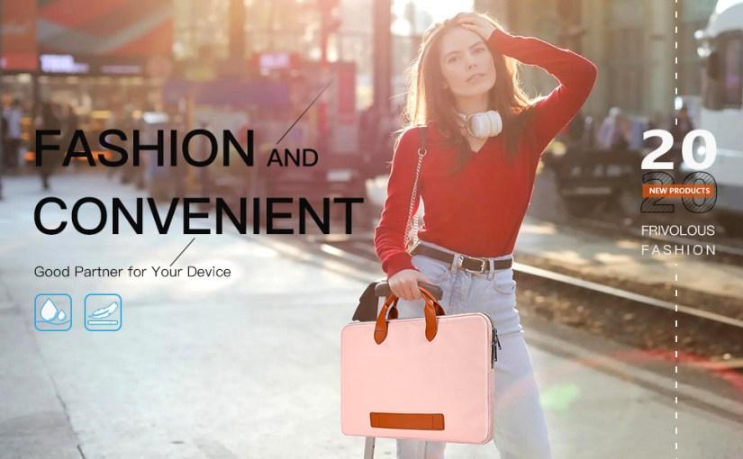 Fashion & Slim Laptop Bag