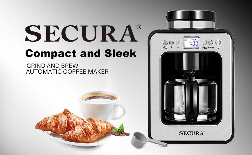 Secura Coffee Maker