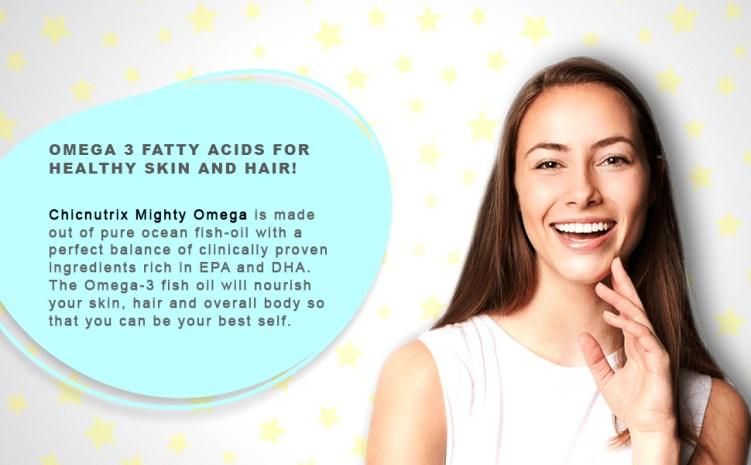 Chicnutrix Mighty Omega