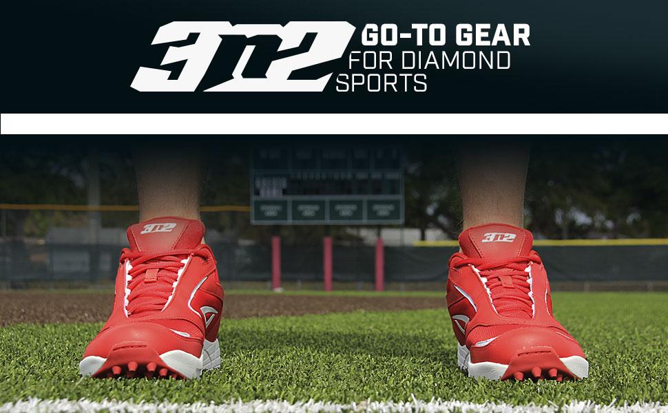 turf cleats, mens turf shoes, mens softball turf shoes, womens turf shoes, men's baseball turf shoes