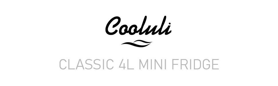 cooluli portable thermoelectric mini fridges