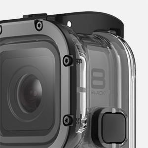 SPN-TP3A0 Destello Go Pro Housing camera case cover for mini gopro hero helmet setting
