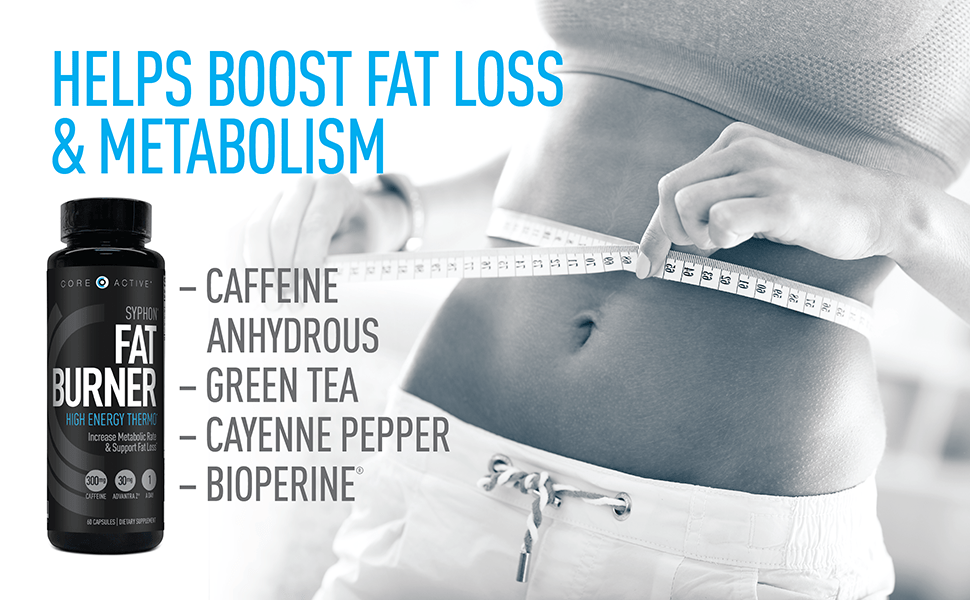 Help boost fat loss and metabolism.Increased energy and focus as well as appetite control