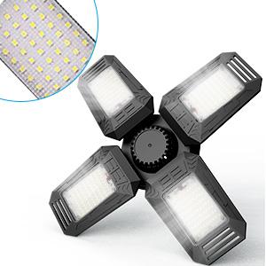 Deformable Ceiling Lighting E26/E27 12000LM LED Light