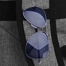 Sunglasses belt