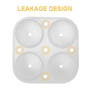Leakage design