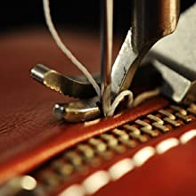 delicate stitching