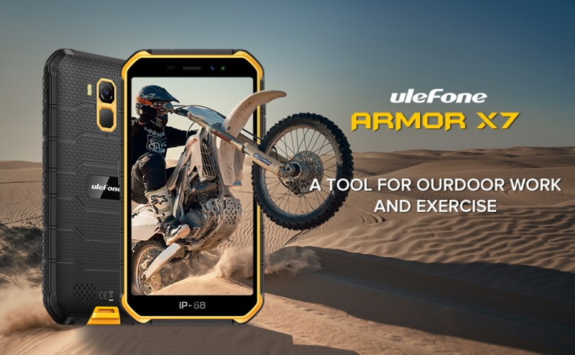Ulefone armor x7 rugged cell phones