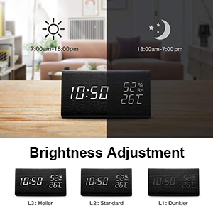 Brightness Setting