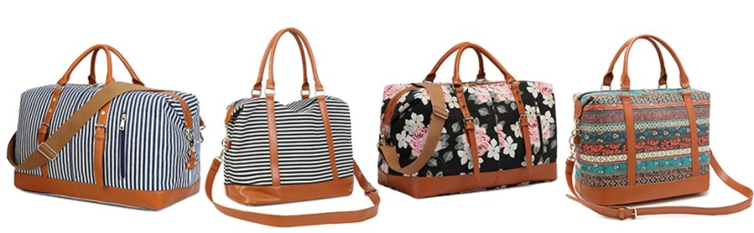 camtop weekender travel duffle tote carry on overnig bag