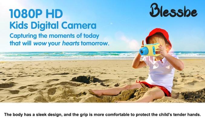 digital camera for girls