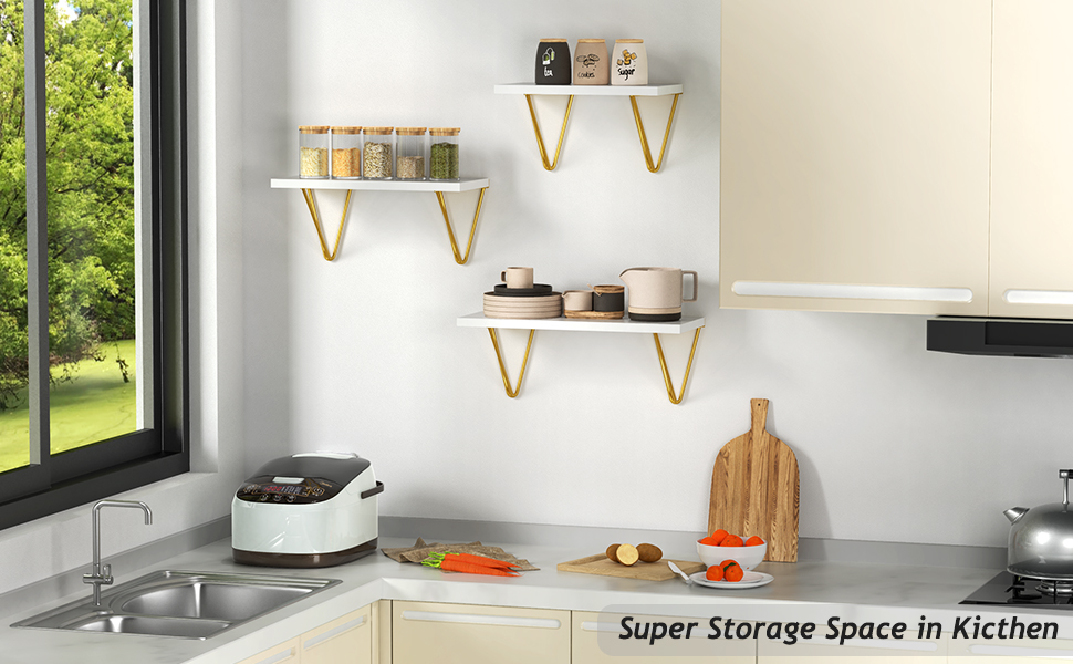 For the Kitchen Storage