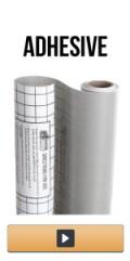 Adhesive drawer liner