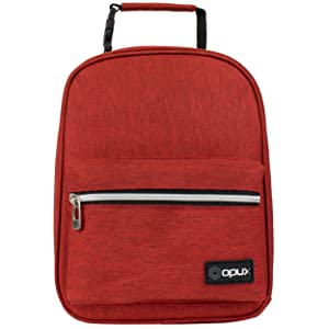 insulated lunch bag boys girls thermal kids hot cold