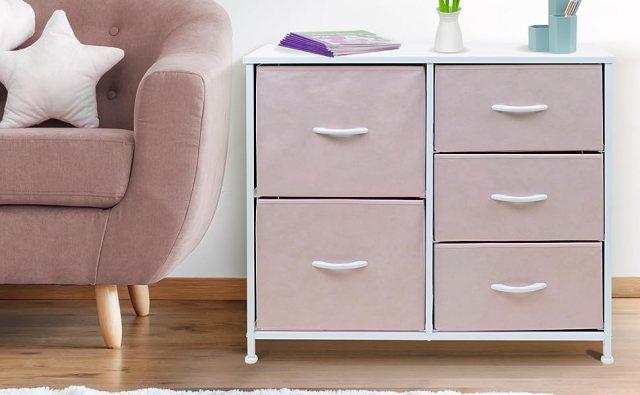pastel dresser collection