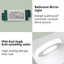 Modern Bathroom Wall Light