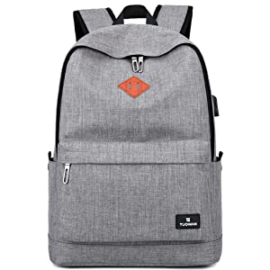 school backpack bookbag teen laptop bag