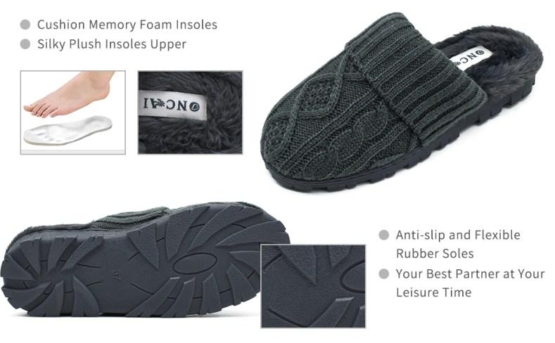 women indoor slippers