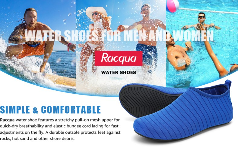 water shoes for men and women