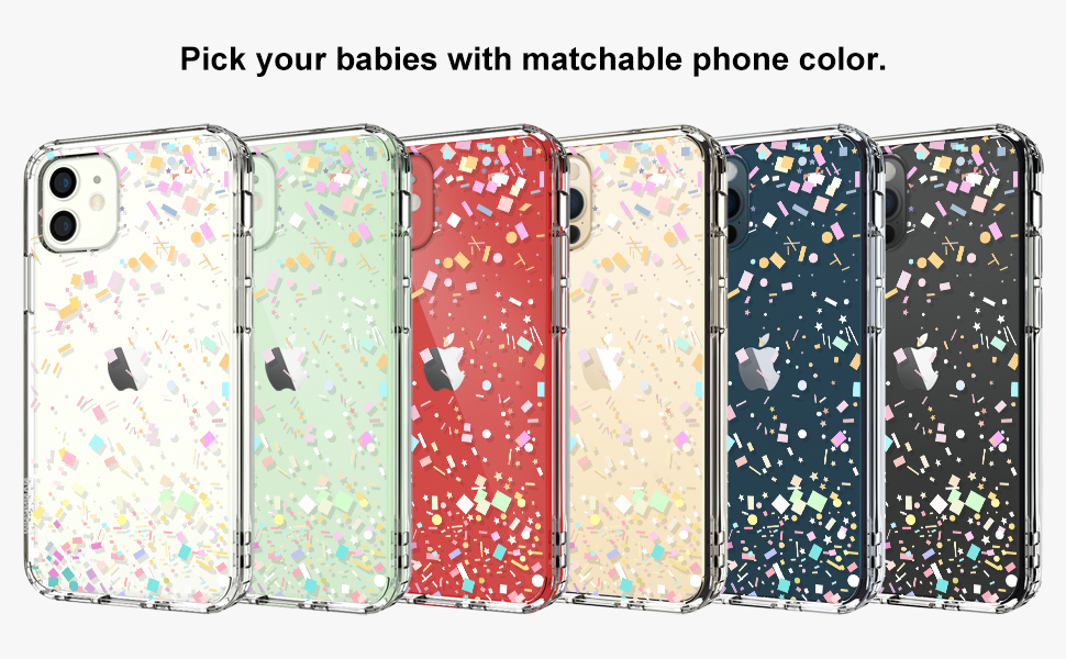 MOSNOVO Case Designed for iPhone 12 / Case Designed for iPhone 12 Pro