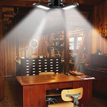 led light for garage