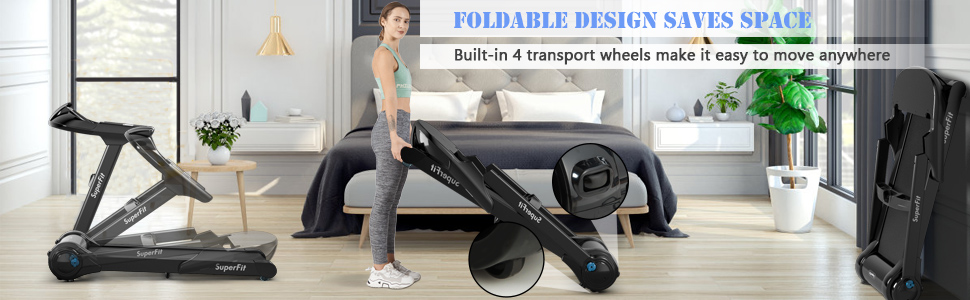 Foldable Design Saves Space