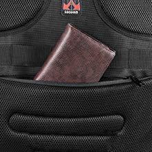 Back Hidden Pocket