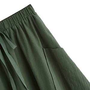skirt with pocket
