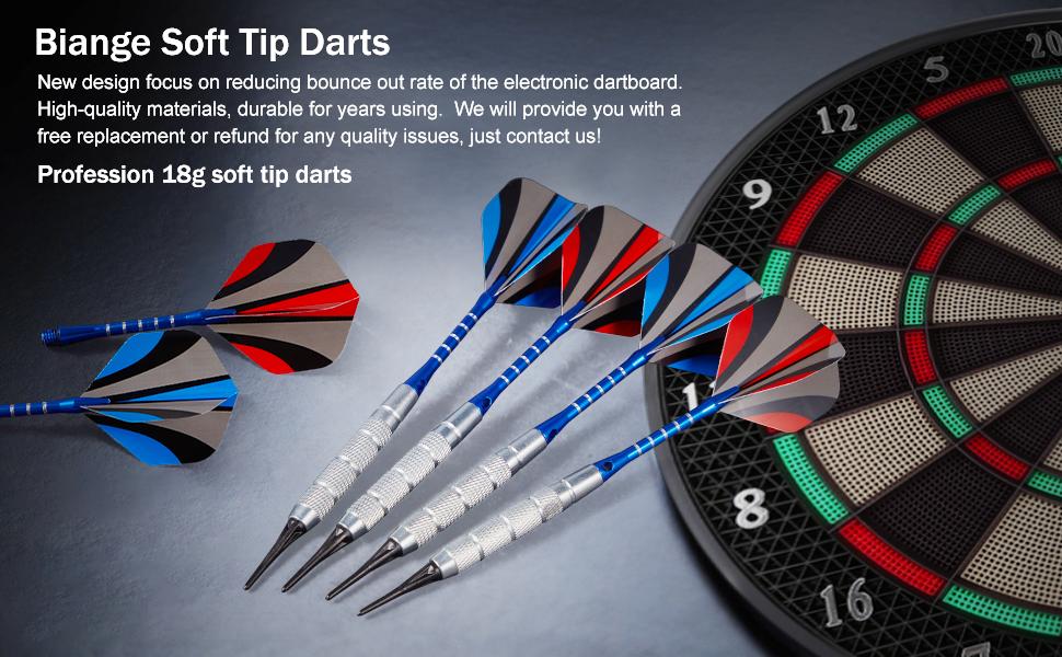 dart soft tips