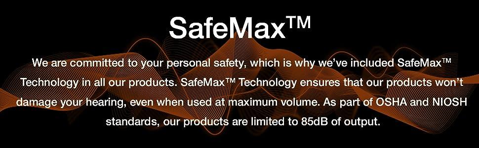 SafeMax Technology