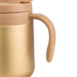 Stainless Steel Coffee Mug + Collapsible Pour Over Coffee Filter3