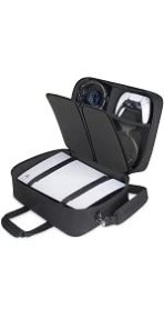 USA GEAR PS5 Console Carrying Case