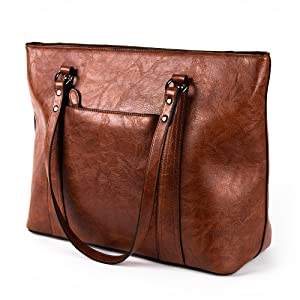 women tote laptop office bag sports gym bag shopping purple relic rofozzi