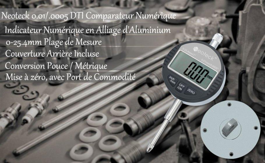 Comparateur Numérique