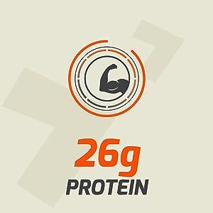 26g protein per serving