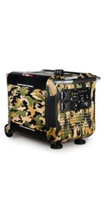 inverter petrol generator W5500i