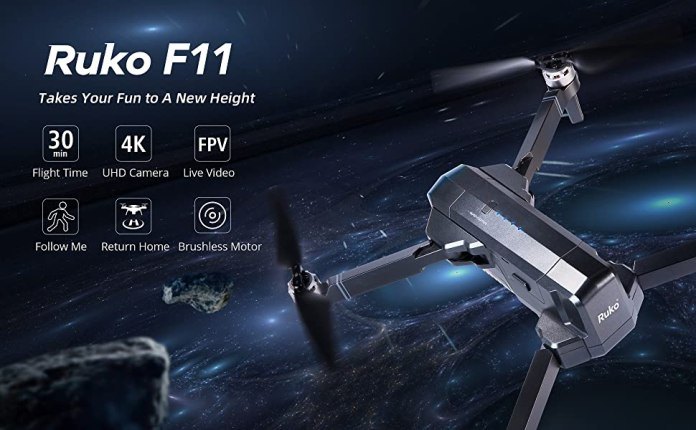 drones with 4K camera for adults