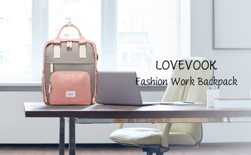 LOVEVOOK Fashion Work Backpack