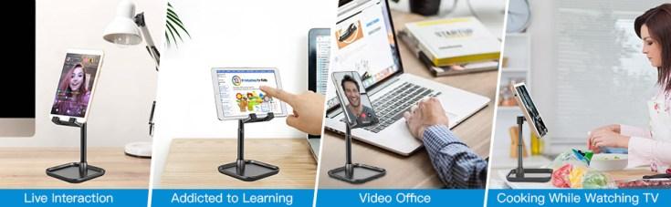 phone holder for desk