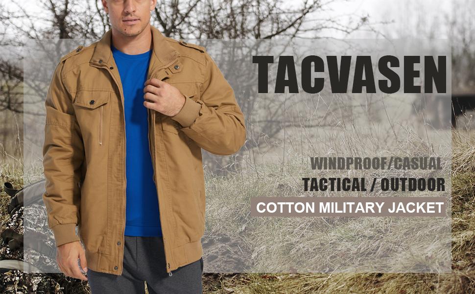 men thicken cotton jacket