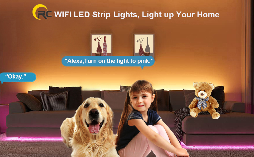 led strip lighs